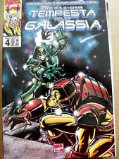Marvel Crossover n°4 1995 Operazione Tempesta nella Galassia  [SP17]
