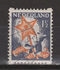 Roltanding 98 gestempeld used NVPH Netherlands Nederland Pays Bas syncopated