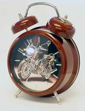 Sports Bike Sound Alarm Clock
