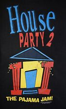 1992 House Party II 2 T-Shirt vintage 90s Kid 'n Play Rap movie promo hip-hop XL