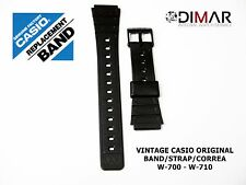 VINTAGE CASIO ORIGINAL BAND/STRAP/LEAD W-700 - W-710