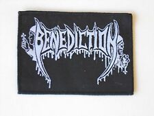 BENEDICTION OFFICIAL WOVEN PATCH