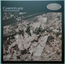 ★★LP DE**CAMOUFLAGE - VOICES & IMAGES (METRONOME '88 / OIS)★★23752