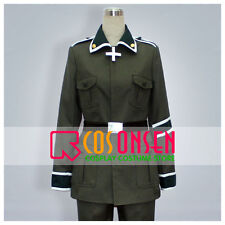 Cosonsen APH Axis Powers Hetalia Germany Cosplay Costume Full Set All Size
