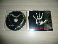 @ CD-single Tiamat - Vote For Love + 2 / CENTURY MEDIA RECORDS 2002 / 77379-3