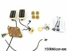 USA Gibson Les Paul 490r 498t PICKUPS POTS KNOBS JACK 50s HP  Assembly