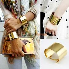 Fashion Gold Plated Bangle Vintage Retro Alloy Cuff Bracelet Jewelry Party Gift