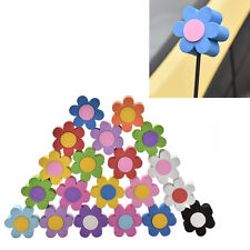1 Pcs Lovely Eva Flower Decorative Car Antenna Topper Balls Color Random JG