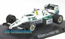 1:43 WILLIAMS FORD FW08C - RBA F1 (1983) - Keke Rosberg (039)