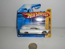 HOT WHEELS 2007 FIRST EDITION 1964 LINCOLN CONTINENTAL 022/156