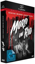 Mord in Rio - Krimi-Abenteuer mit Hellmut Lange & Gustavo Rojo - Filmjuwelen DVD
