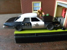 BLUES BROTHERS   1974 DODGE  MONACO     GREENLIGHT     1:64 DIE-CAST