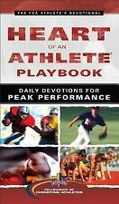 Heart of an Athlete Playbook - Good - Fellowship of Christian Athletes - Mass Ma