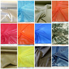 Discount Fabric Ripstop Rip Stop Nylon Water Resistant Choose Your Color