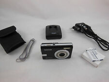 "Traveler Super Slim XS 70 schwarz Digitalkamera 7MP 6cm (2,5"") 3x optischer Zoom"