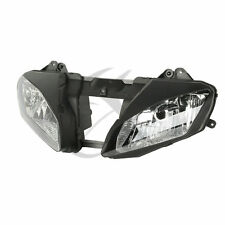 Motor Front Black Head Light Lamp For 2006-2007 Yamaha YZF-R6 YZFR6 R6 06 07 USA