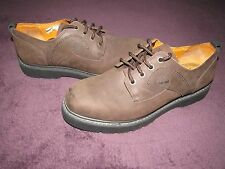 VINTAGE TIMBERLAND WATERPROOF ACT LOW TOP OXFORD BOOTS SIZE 9.5 GREAT SHAPE