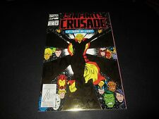 THE INFINITE CRUSADE #1 SIGNED BY RON LIM WITH CERTIFICATE OF AUTHENTICITY !!!
