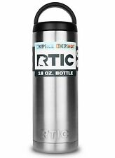 RTIC Stainless Steel Double Wall Vacuum Insulated Bottle (18oz)