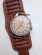 USSR watch POBEDA with CENTRAL SECOND! good condition.