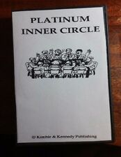 Dan Kennedy PLATINUM INNER CIRCLE 6 Audio CDs (sold for $199) Fast Free Shipping