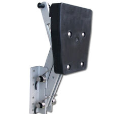 Heavy Duty Aluminum Outboard 2 Stroke Kicker Motor Bracket 7.5hp-20hp For Marine