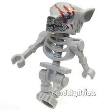 M090A Lego Skeleton Werewolf Zombie Halloween Ghost Death Custom Minifigure NEW