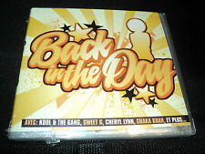"CD NEUF ""BACK IN THE DAY"" Chaka Khan, Cheryl Lynn, Jocelyn Brown, ... FUNK"