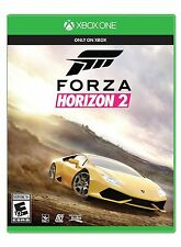 New Microsoft Xbox One Forza Horizon 2 Blu-Ray Disc Video Game - Complete