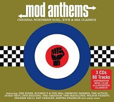MOD ANTHEMS - VARIOUS ARTISTS 3CD ALBUM SET (May 18th 2015)