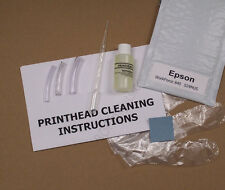 Epson WorkForce 840 Printhead Cleaning Kit (Everything Included) 524MUS