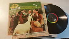 the BEACH BOYS Pet Sounds Orig Mono LP T2458 RIAA#6 F27/G28 matrix SURF RARE '66