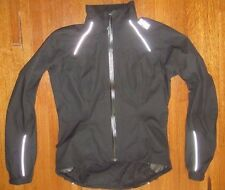 GORE BIKE WEAR Women's Gore-Tex Paclite Shell Waterproof Rain Jacket Black XS
