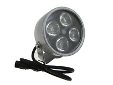 4LED 850nm IR Infrared LED Light For night verison camera security 60D 12VDC
