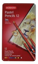 Derwent Pastel Pencils 12 Tin