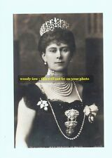 mm79 - a younger Queen Mary when Princess of Wales - Royalty photo 6x4
