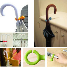 Cute Umbrella Hanger Holder Stand Support Rack Mount Plastic Handy Useful Tools