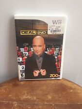 Deal or No Deal - Nintendo Wii Zoo Games
