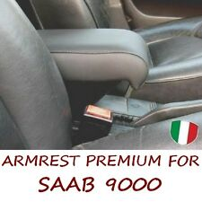 Armrest with large storage for SAAB 9000 PREMIUM QUALITY - MADE IN ITALY