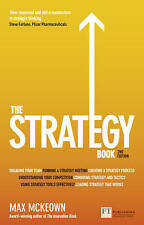 The Strategy Book (2nd Edition), Good Condition Book, Mckeown, Max, ISBN 9781292