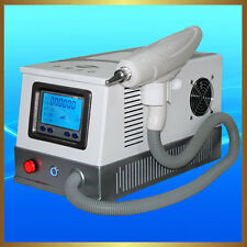 1064nm&532nm Q-switched nd yag laser machine for all colors tattoo removal