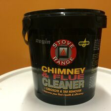 Regin premier-cheminée & flue nettoyeur-améliore flues health & efficiency