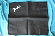 Fender Amp Cover for Vibrolux, '63 Vibroverb, Black, MPN 0037966000