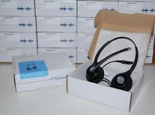 NEW Plantronics HW261N SupraPlus Headset use w M22 M12 & VOiP Voice Over IP QTY