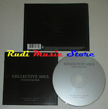 CD COLLECTIVE SOUL 7even year itch Greatest hits 1994 2001 ATLANTIC lp mc dvd