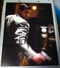 Autographe Richard Armitage, Captain America : First Avenger - Signed In Person