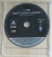 Spyro 2 Gateway to Glimmer  - Promo Gioco Completo - New - PlayStation 1 - PSX