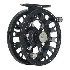 NEW HARDY ULTRALITE CADD 5000 5/6/7 WEIGHT LRG ARBOR FLY FISHING REEL BLACK