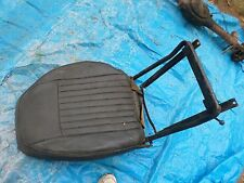 TRIUMPH TR3 TR4 TR6 GT6 SPITFIRE EARLY SEAT FRAME GOOD SHAPE