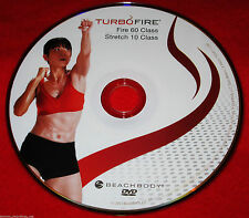 TURBO FIRE - Fire 60 + Stretch 10 - DVD
